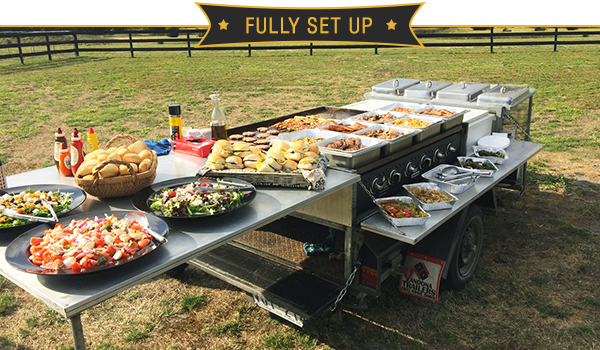 Star Catering for BBQ catering in Melbourne