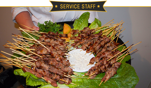 Star Catering for BBQ in Melbourne