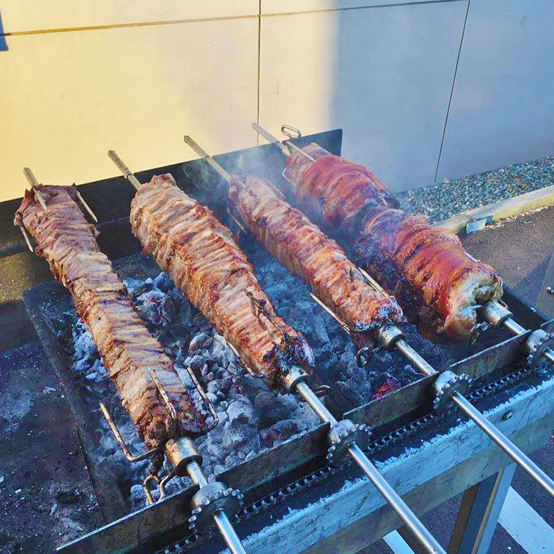 spit roast catering in South Melbourne