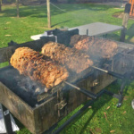 Outdoor BBQ Catering Melbourne