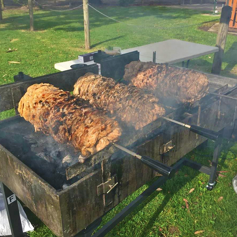 Spit Roast Catering in Melbourne