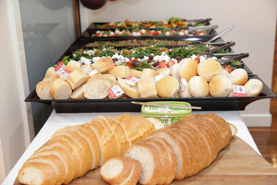 BBQ catering East Melbourne