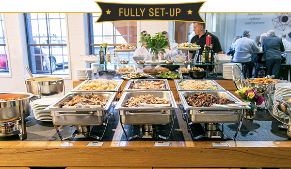 Corporate Caterer East Melbourne