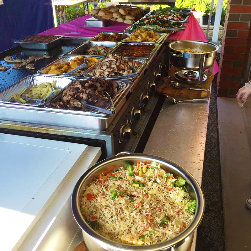 Birthday party catering Melbourne